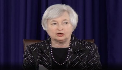 Yellen Reiterates Rates Likely To Increase This Year