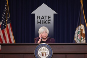 The Federal Reserve's D-Day: Interest-Rate Hike Reflects Confidence in the U.S. Economy